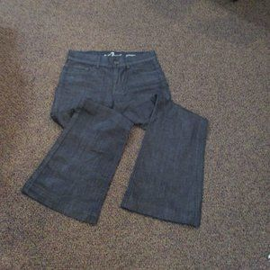 7 For All Mankind Jeans Size 27 GINGER